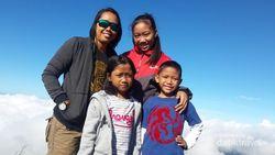 Kemah Bareng Anak, Coba ke Gunung Prau