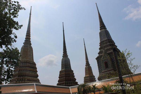 Liburan Ke Bangkok, Jangan Lupa Lihat Patung Buddha Tidur