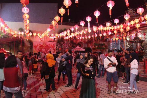 Jelajah Kelenteng See Hin Kiong Di Kota Tua Padang