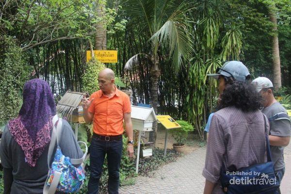 Yang Beda Di Thailand, Datang Ke Peternakan Lebah