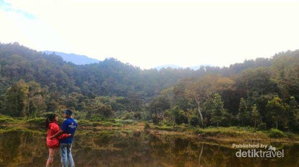 Situ Gunung, Danau Cantik Di Dataran Tinggi Sukabumi
