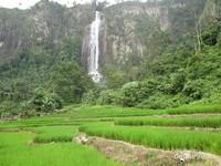 Air Terjun Ponot yang Hits di Sumut
