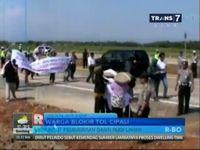 Warga 5 Desa Blokir Tol Cipali
