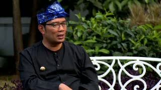Ini Kendala Ridwan Kamil Dalam Menertibkan PKL di Bandung