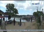 17 Toko Tenggelam ke Sungai Akibat Abrasi
