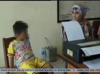 Bocah 7 Tahun Dipukul Pemilik Rental PS