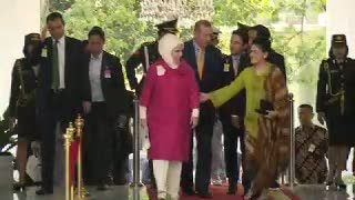 Bahas Kerja Sama Ekonomi, Jokowi Terima Kunjungan Presiden Turki