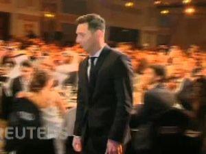 Messi dan Barcelona Jadi yang Terbaik Versi Globel Soccer Awards