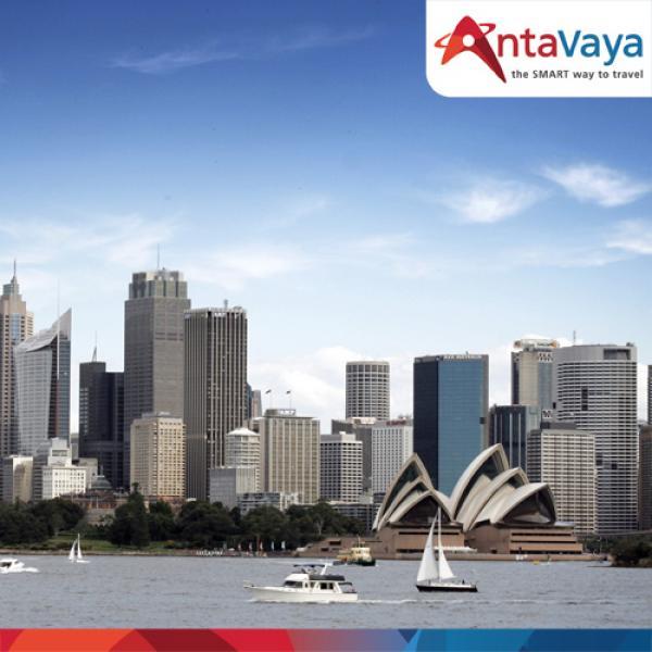 Dynamic Australia