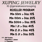 Perhiasan Lapis Emas Xuping Jewelry