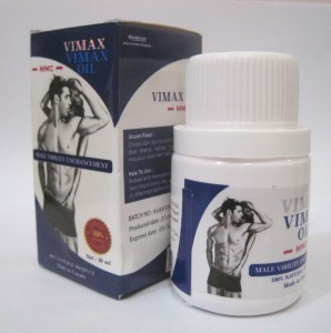 Vimax Oil. Pembesar Penis Ampuh!