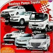 Toyota Diskon 50% Merdeka