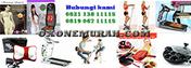 Treadmill Sepeda Fitnes Happy Call