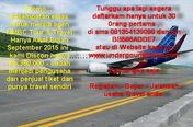 Promo Jadi Agen Travel Rp 350.000,