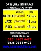 Honda Dp Minim Cuma 19 Juta