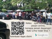 Mobile Apps Untuk Pedagang
