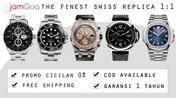 Jam Tangan Swiss Replica Lengkap !