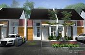 Rumah Cluster Terjangkau Jatiasih