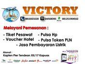 Tiket Pesawat & Voucher Hotel