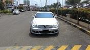 Mercedes Benz Cls500 Lorinser Silve