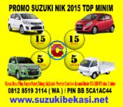 Promo Suzuki Nik 2015