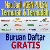 Distributor Pulsa All Operator,Pln.