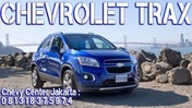 Chevrolet Trax Turbo Charge Matic