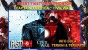 Event Nonton Tiket Gratis Civil War