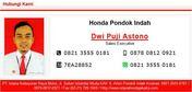 Promo Honda Pusat Jakarta