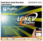 Loket Pembayaran Resmi Paytren