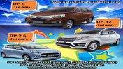 Promo Daihatsu, Tdp 2 Juta An