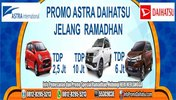 Promo Daihatsu Jelang Ramadhan