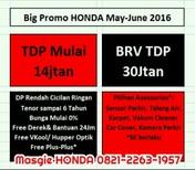 Big Promo Dp Brv 30jtan Mobilio 14