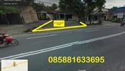 Jual Tanah 485 M2 Jl.Wates Km 9,5