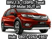 Promo Super Murah Honda Brv Mobilio
