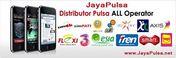 Distributor Pulsa Alloperator,Pln