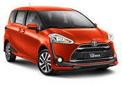 New Toyota Sienta Ready Stock