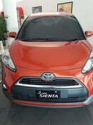 Promo Toyota All New Sienta