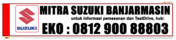 Promo Dp Murah Suzuki Banjarmasin