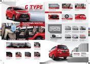 All New Toyota Calya Pesan Sekarang