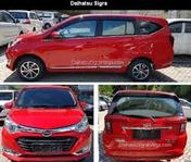 Promo Termurah Daihatsu Sigra