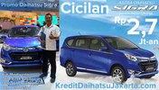 Promo Daihatsu Sigra, Ready Stock