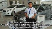 Gebyar Promo Datsun Fatmawati !!!