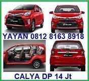 Calya Dp 14 Jt, Bonus Modem 4 G 90 Gb