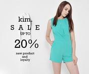 Kim. | Pakaian Wanita Terbaik