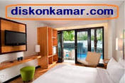 Booking Kamar Diskon S/D 70%