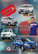 Promo Suzuki Akhir Tahun Tdp 5jt