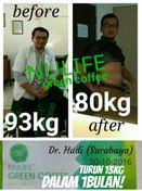 Green Coffee Nulife Jakarta Barat