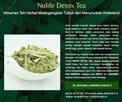 Detox Tea Nulife Sragen