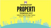 Workshop Property Terbesar 2017